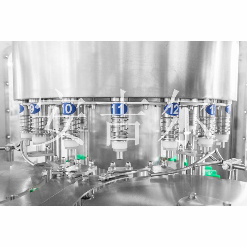 6000瓶/小时瓶装水灌装机