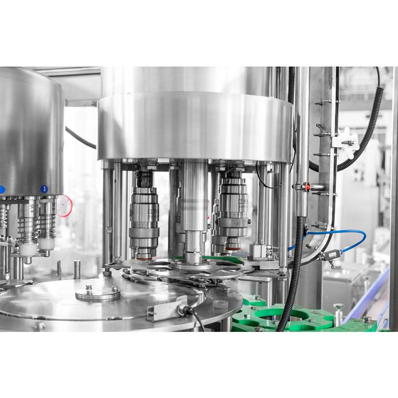 4000瓶/小时瓶装水灌装机