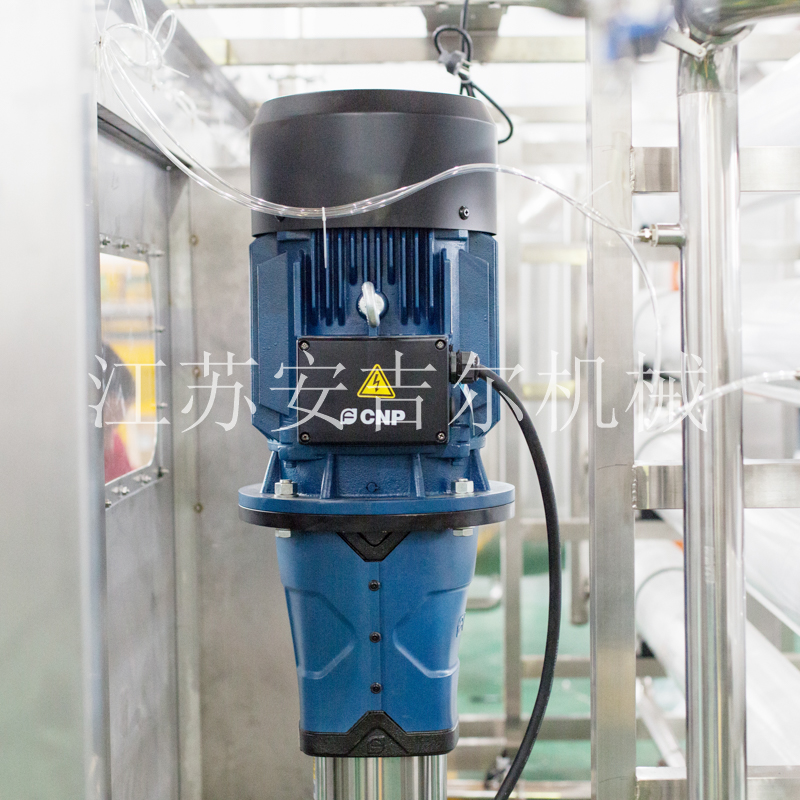 3吨/小时纯净水反渗透设备
